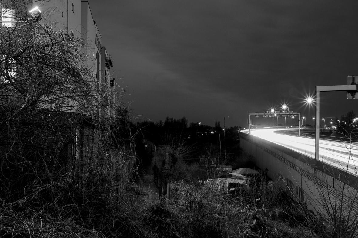 An der A100, Dernburgstr., ICC
