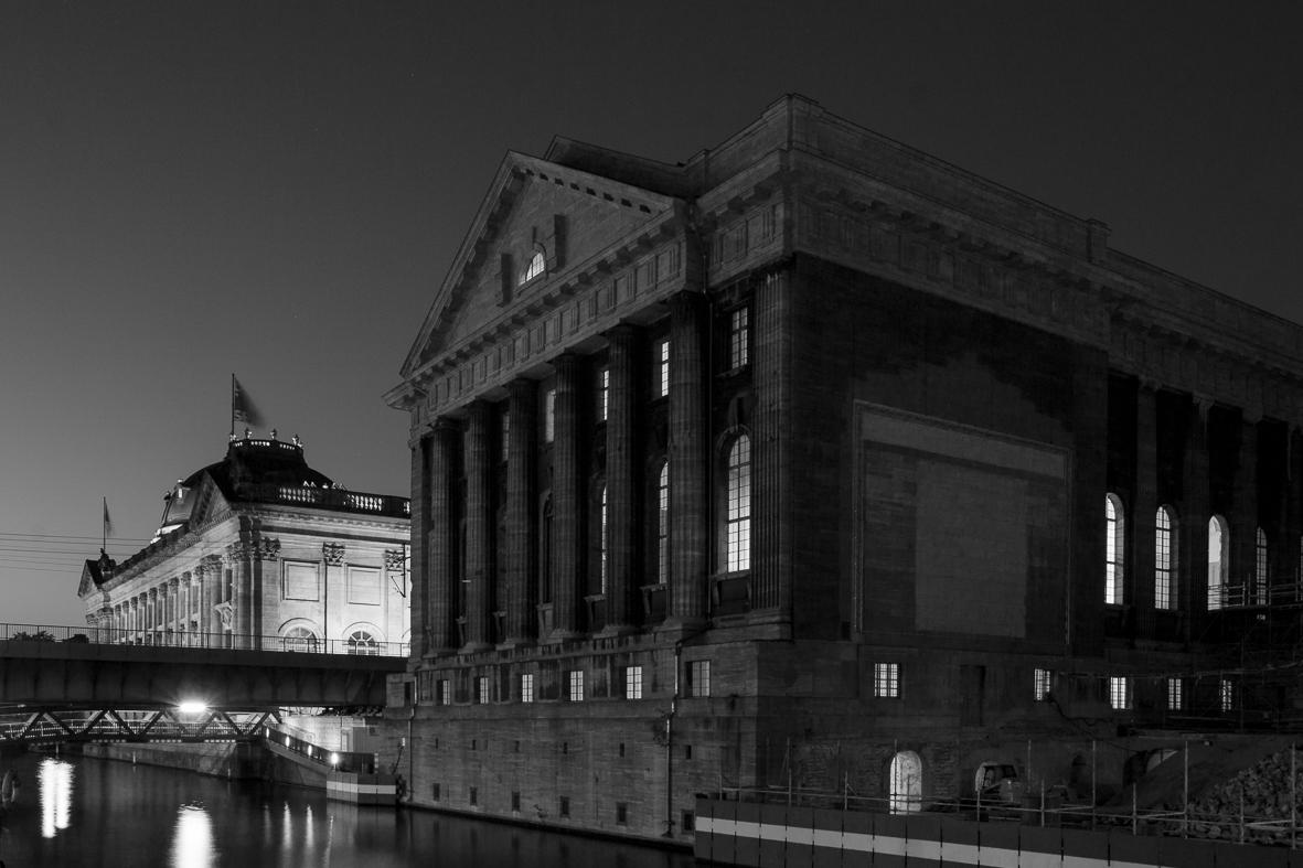 Bode- und Pergamon-Museum