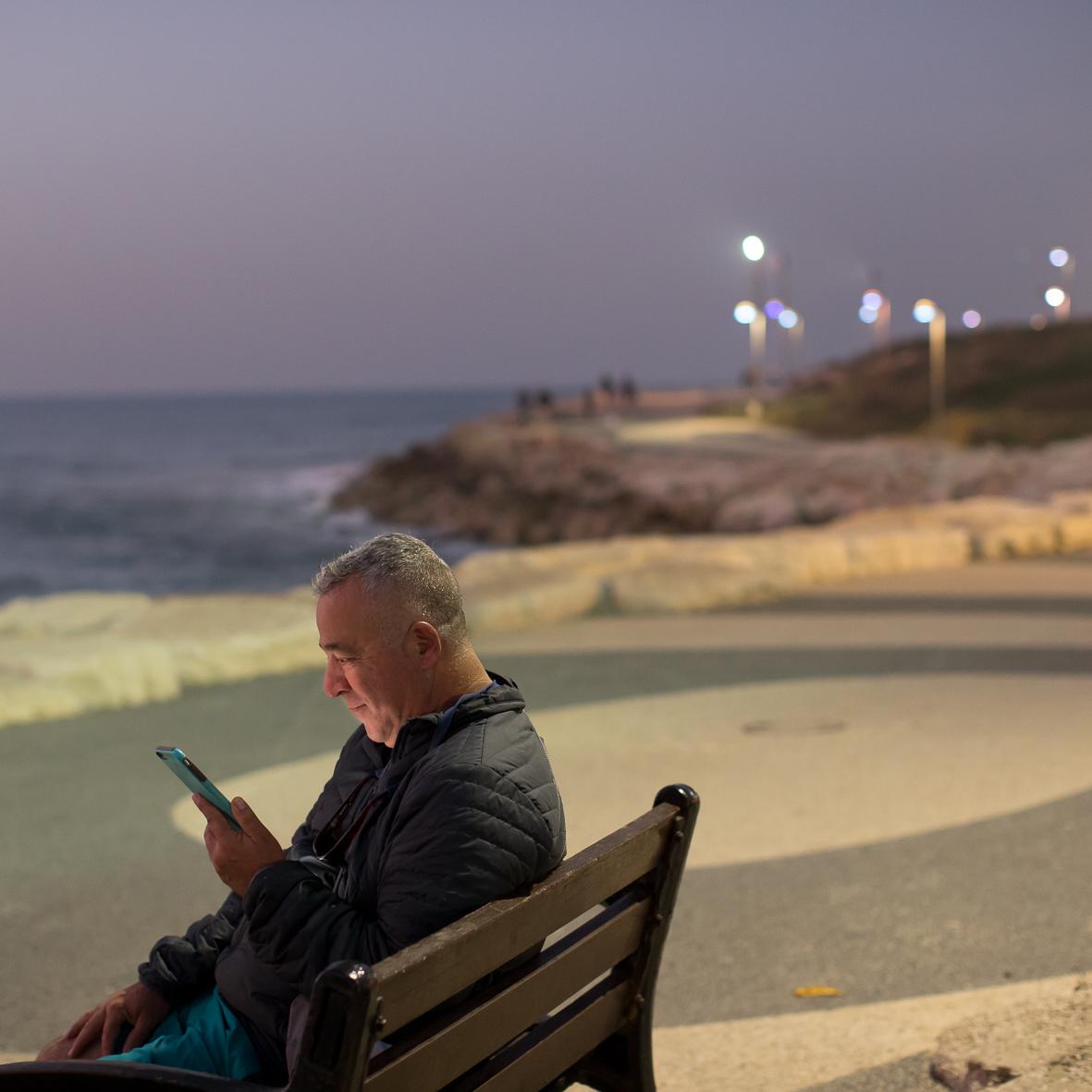 Gute Nachrichten, Tel Aviv