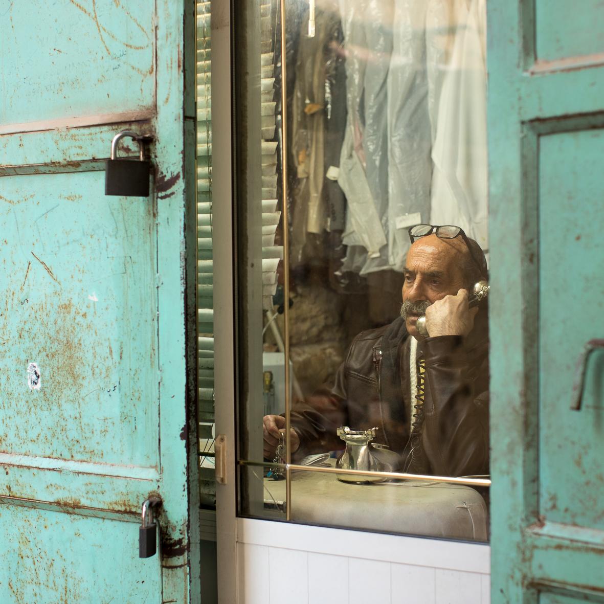 Auf dem arabischen Markt 1, Jerusalem