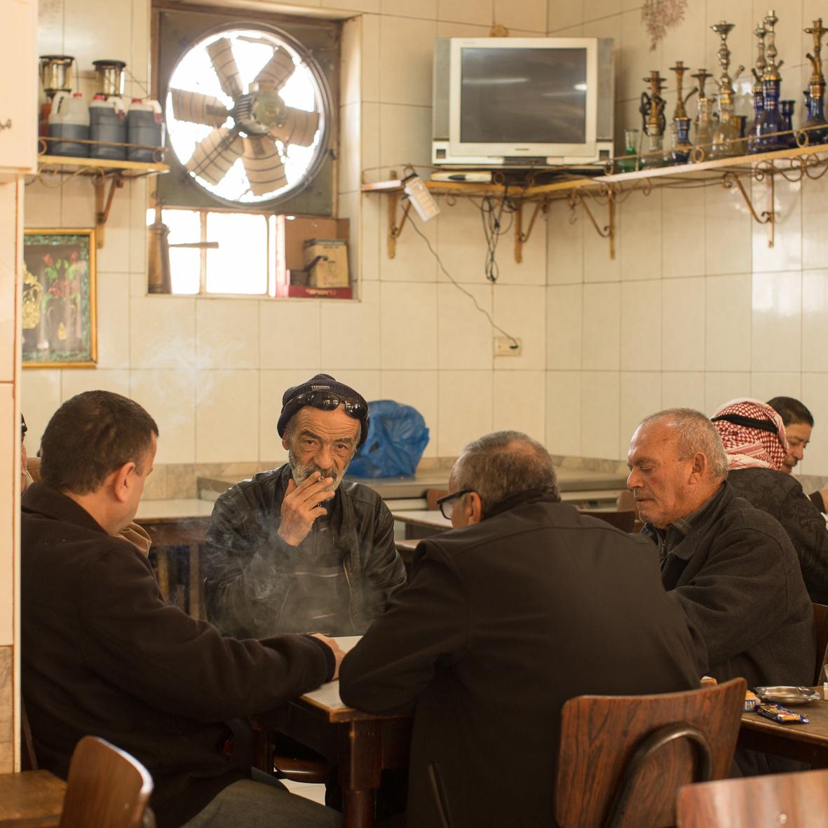 Café im arabischen Viertel 1 Jerusalem