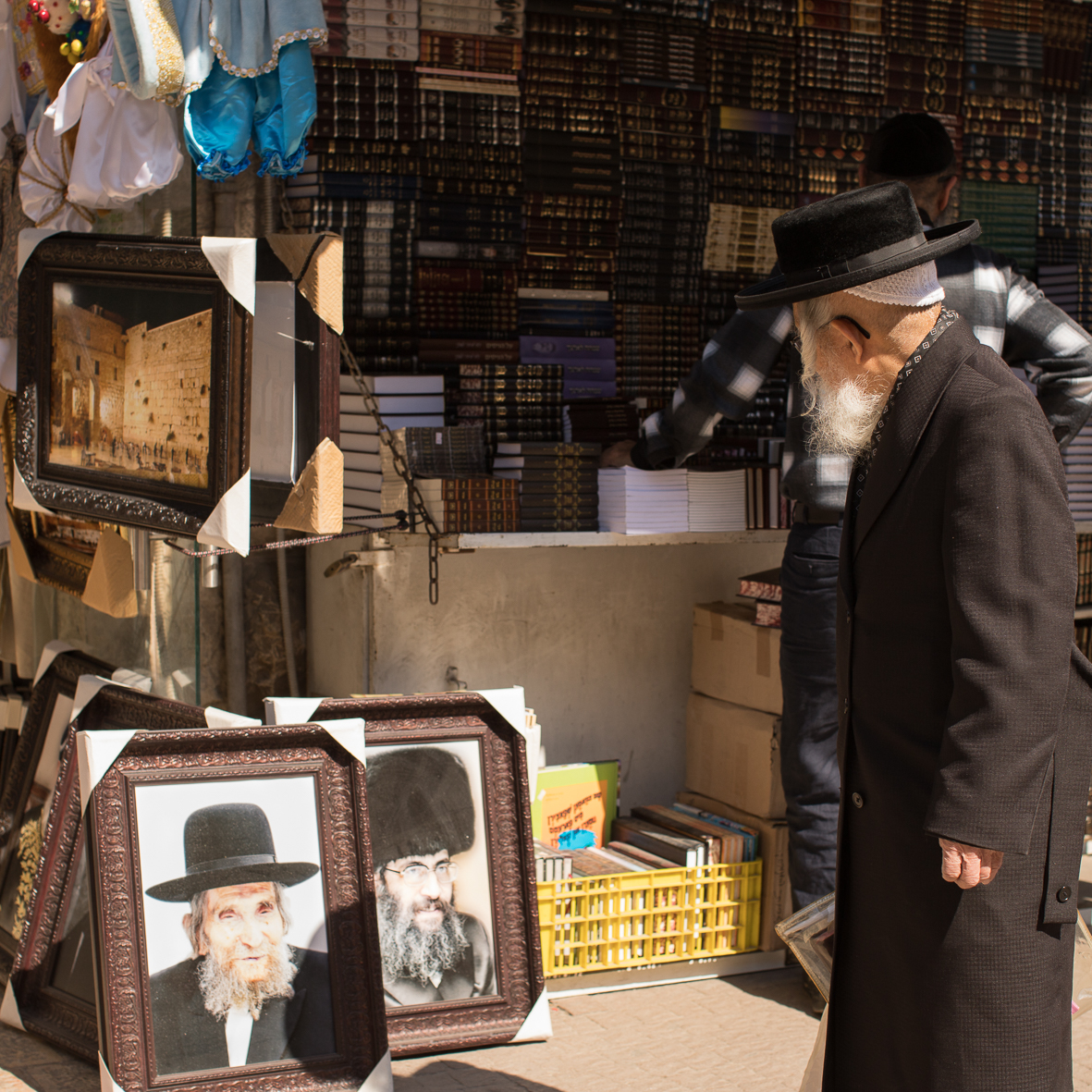 In Mea Shearim 2, Jerusalem