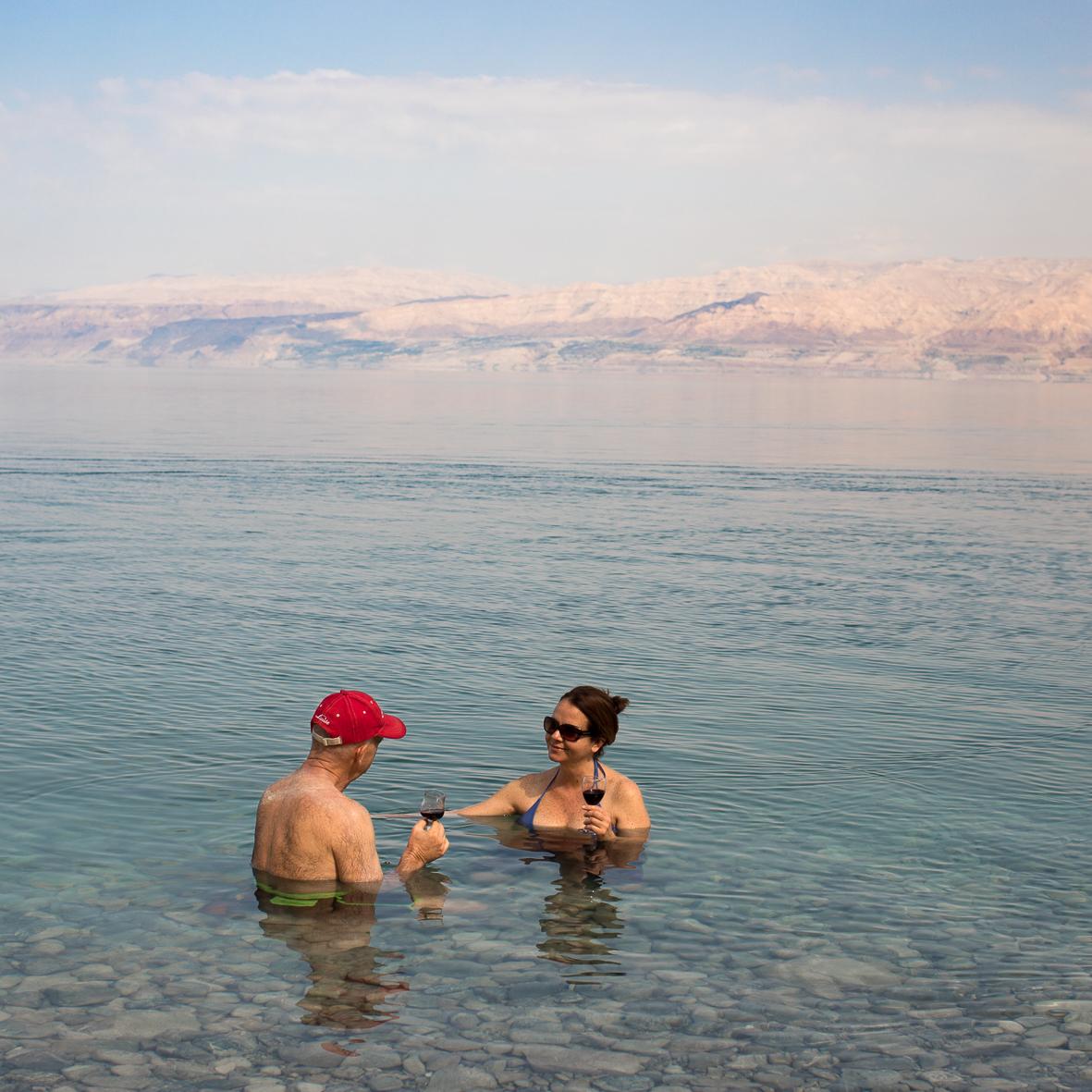 Im Toten Meer 1