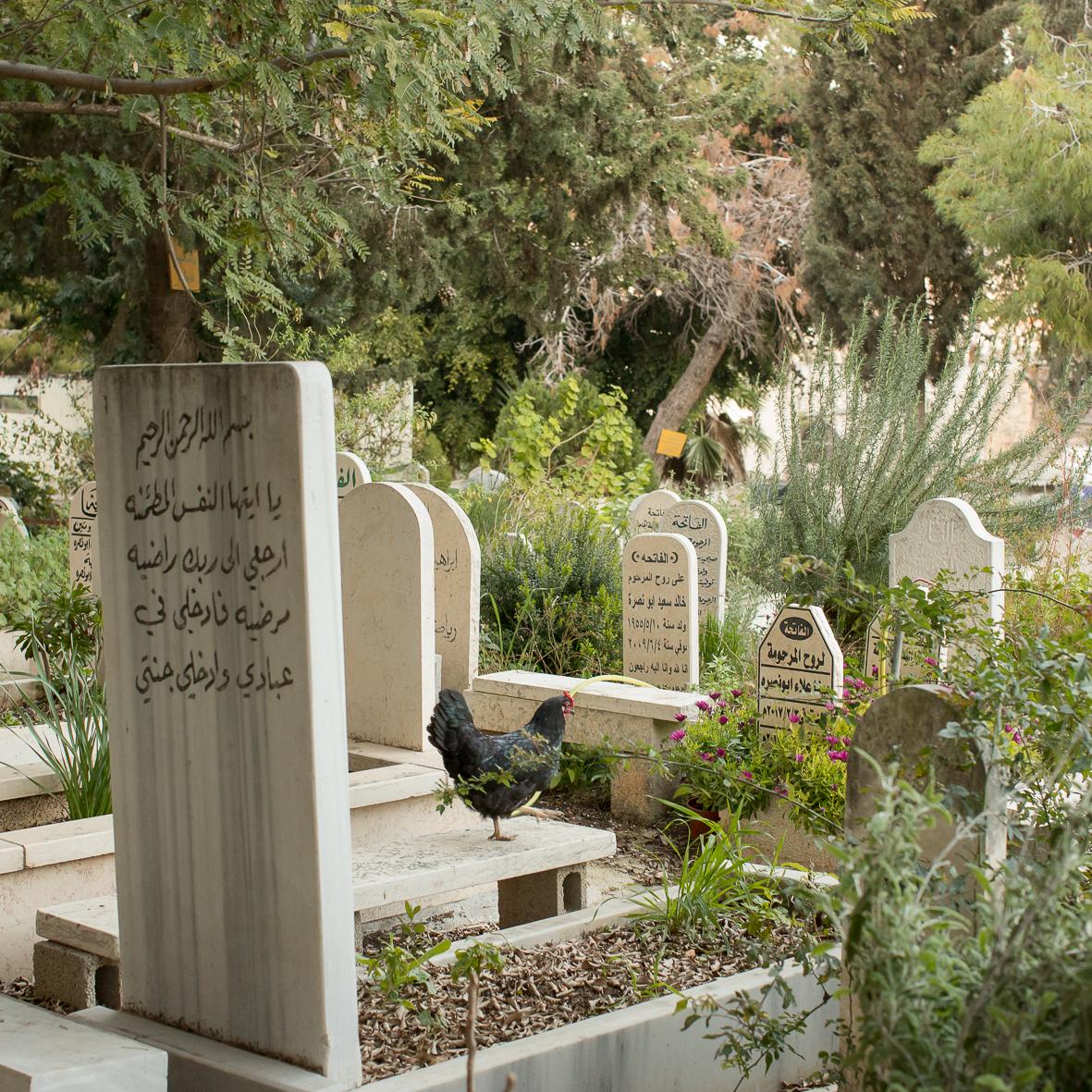Friedhof, Nazareth