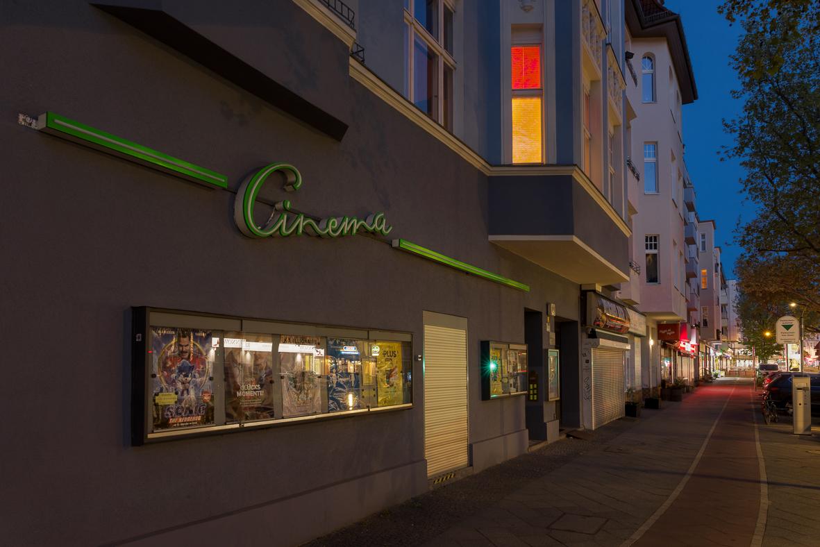 Cinema Bundesallee