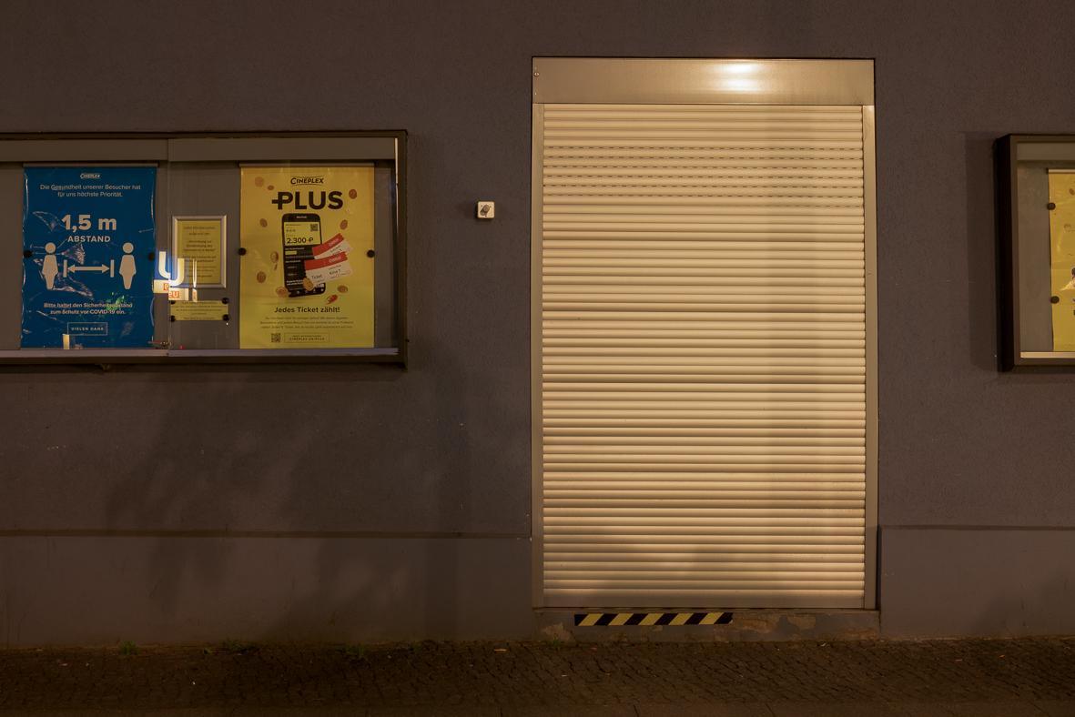 Cinema Bundesallee Eingang
