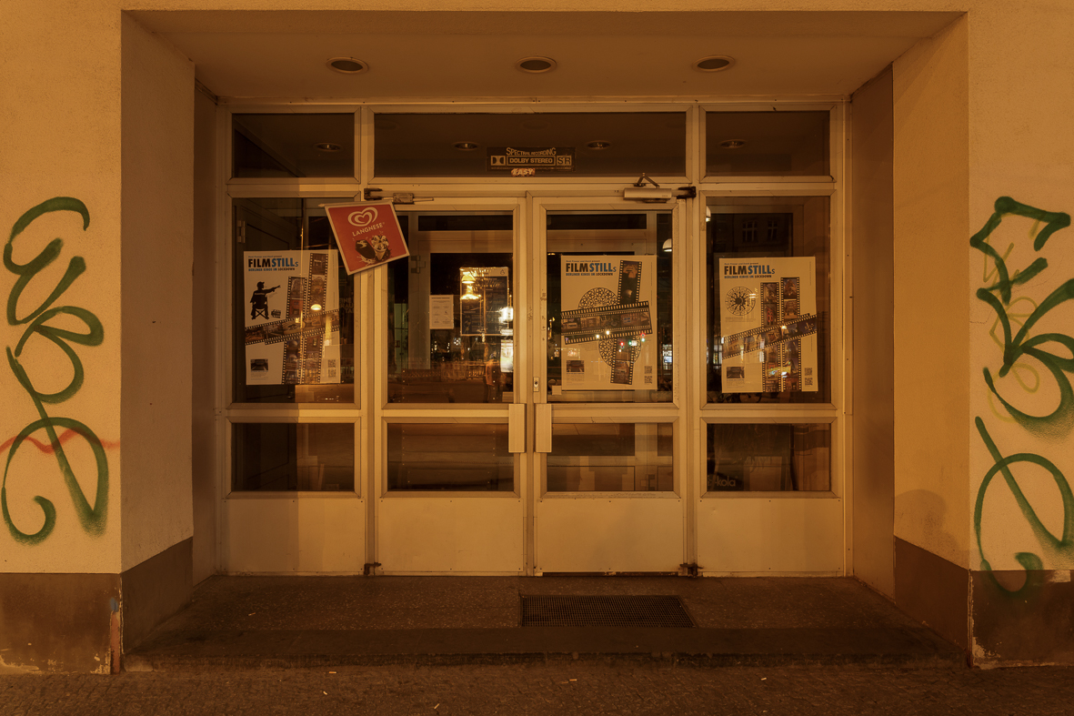 Kino Toni Eingang