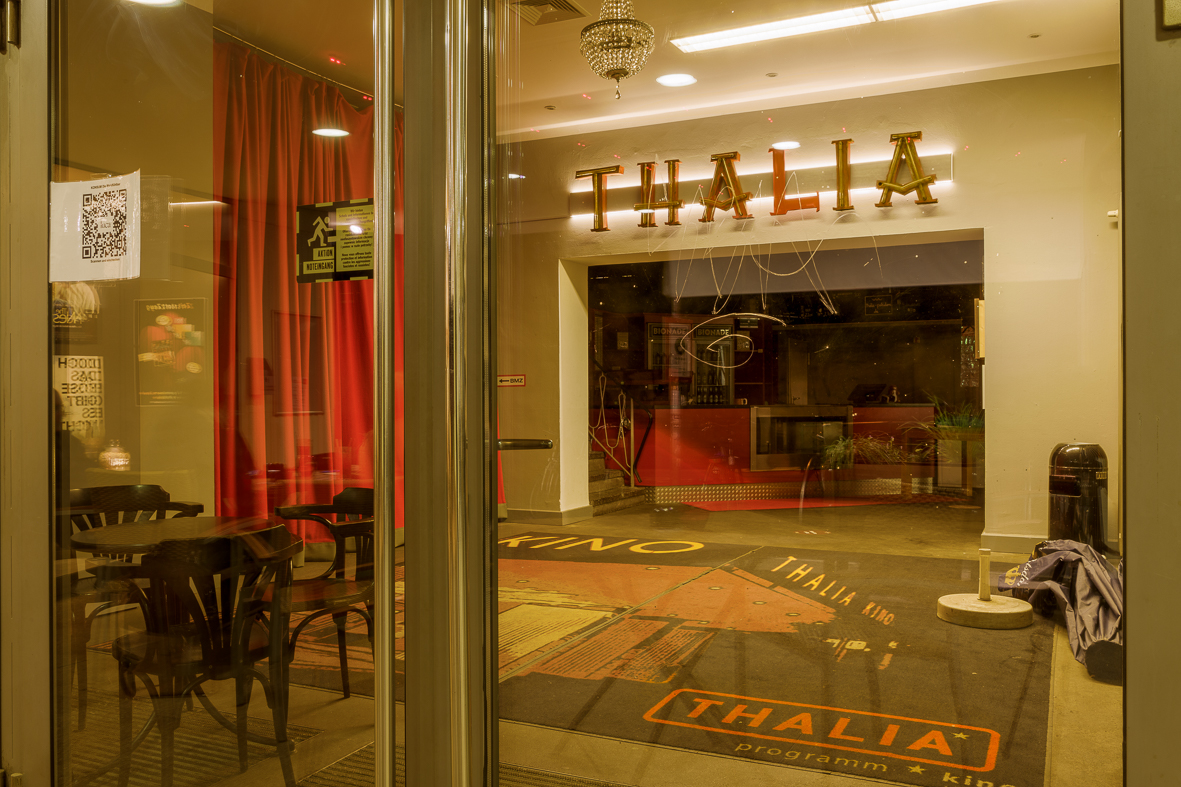 Thalia Kino Potsdam Eingang